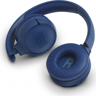 JBL T500BT Blue bluetooth sluchátka